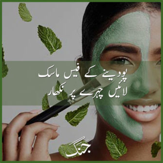 Types of mint mask