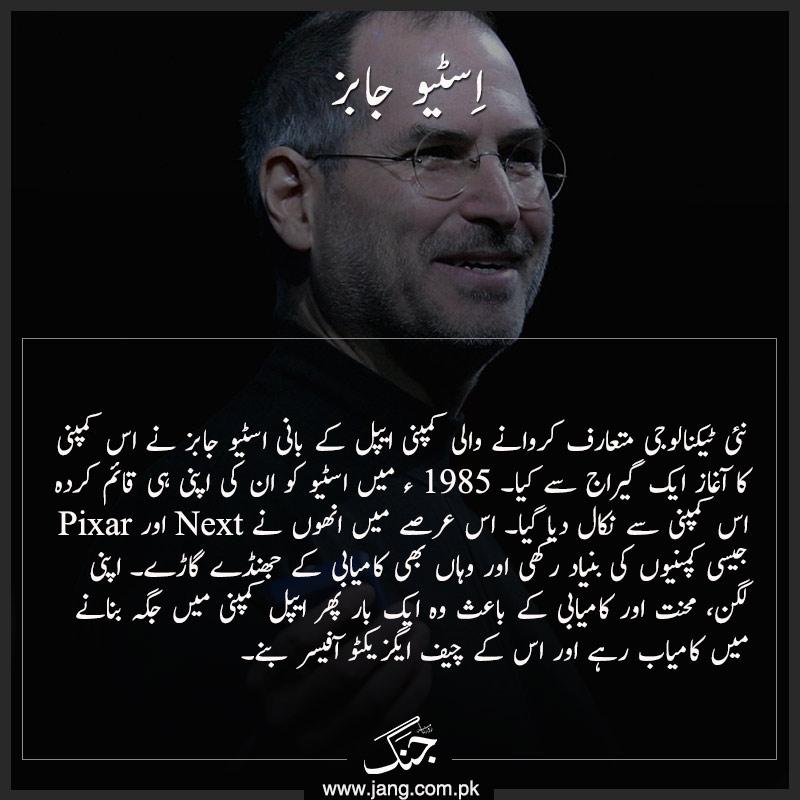 Steve Jobs failures