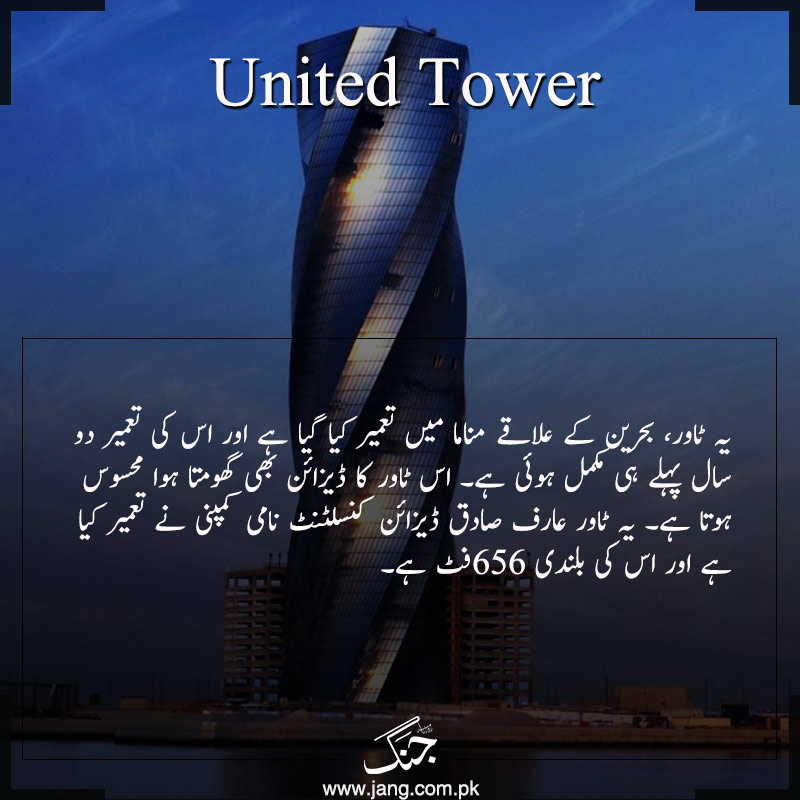 United Tower Bahrain