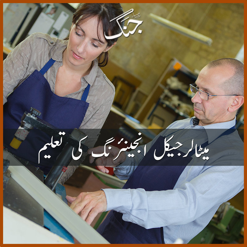 Degree of metallurgical engineering
