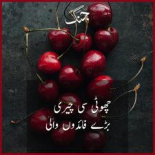 Amazing benefits of cherry