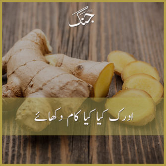 Ginger is the wonder medicine