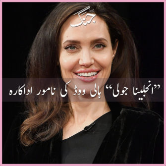 Angelina jolie hollywoods topnotch actress