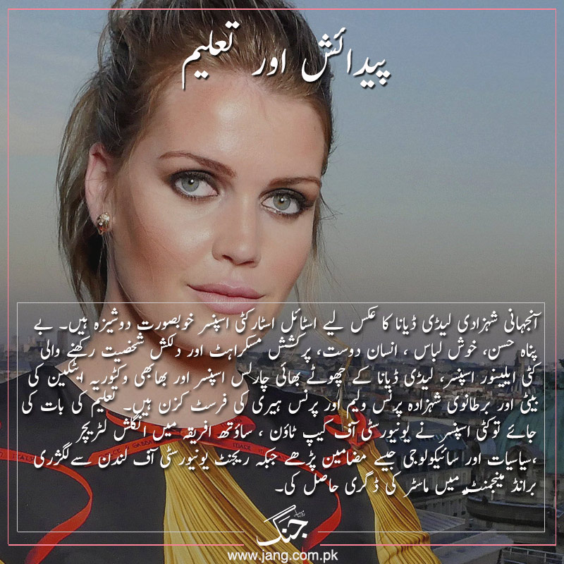 Birth and qualification of kitty spencer