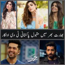 famous pakistani actors popular in india