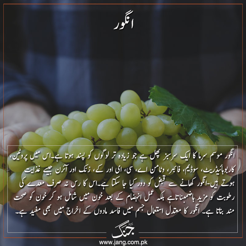 grapes help cure indigestion