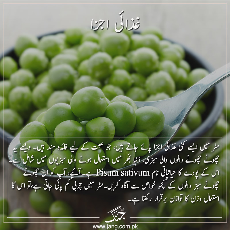 green peas full of nutrition
