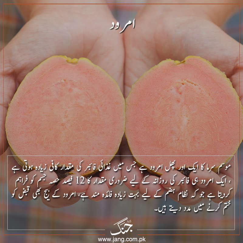 guava helps cure indigestion