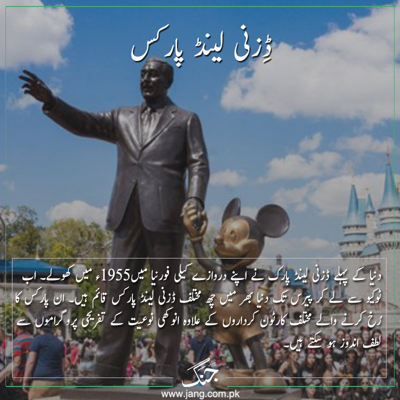 Disney land parks