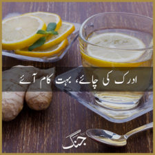 Ginger Tea Benefits: health benefits of ginger tea