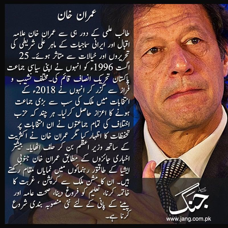 imran khan power player in the field of world politics
