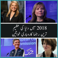 The World's Most Powerful Women In Business 2018